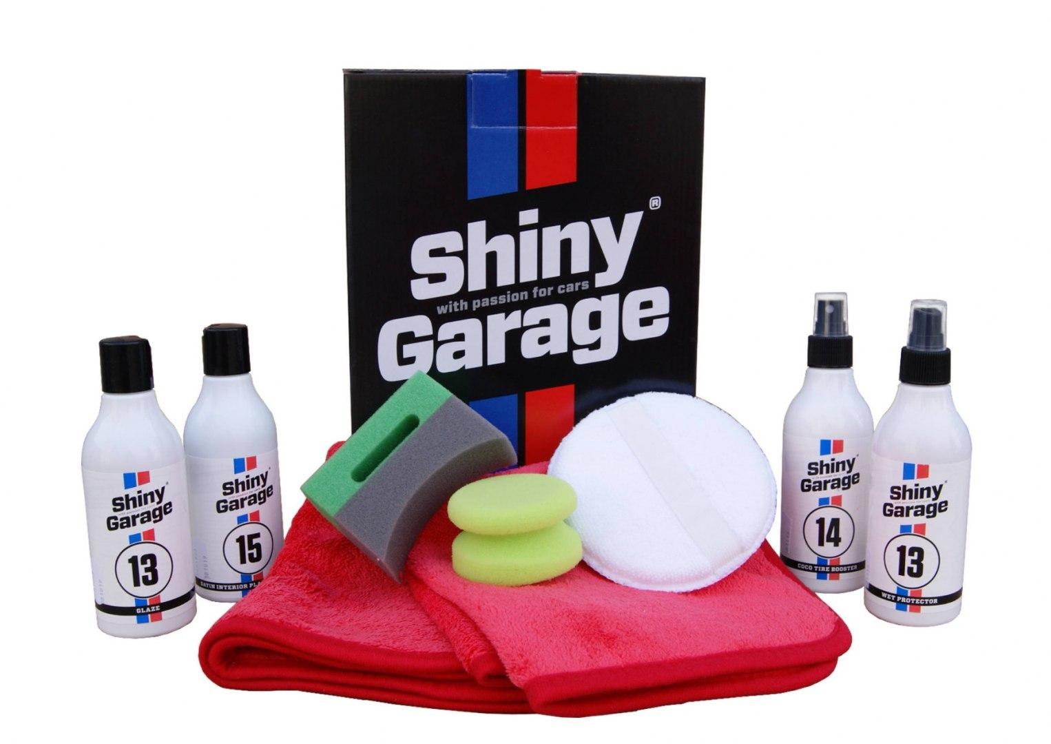 Shiny Garage Sample Kit (Zestaw próbek) - GRUBYGARAGE - Sklep Tuningowy